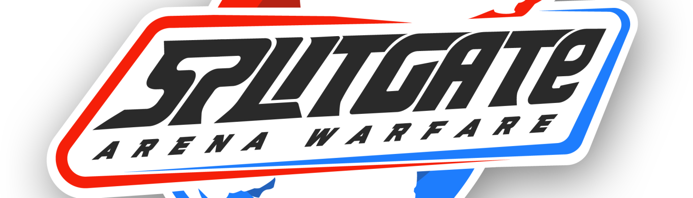 Splitgate logo used as featured image
